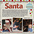 First Visit with Santa - Page 2